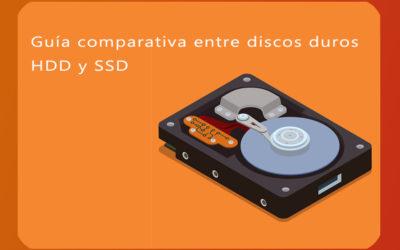 Guía comparativa entre discos duros HDD y SSD